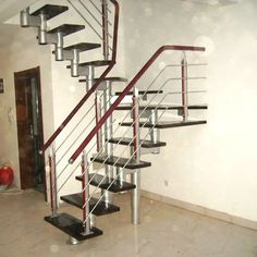 railings for stairs | ... Stairs Balustrade Handrail - 2 - China Staircase,Mudular Stair