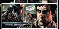 Antes de Watchmen: Rorschach # 3 e 4 (de 4)