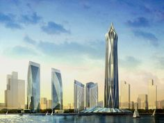 We have compiled a list of some of the most Amazing Skyscrapers in the World – starting from the Mubarak al-Kabir Tower to the Seoul Light DMC Tower Goldin Finance 117, Shanghai Tower, Vertical City, Lotte World, Building Sketch, Changsha, One World Trade Center, Central Business District, Amazing Buildings
