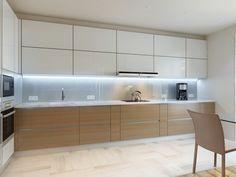 Diseño de muebles de cocina modernos