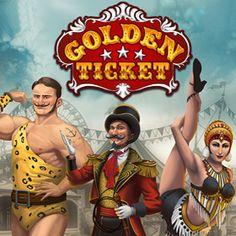 Play`n Go hat einen neuen Spielautomat auf den Markt gebracht : Golden Ticket. Der Golden Ticket Spielautomat ist ab sofort online im Leo Vegas Casino zu finden. Es heißt nun : Herinspaziert, hereinspaziert : In den Zirkus des Spielautomaten Golden Ticket....http://www.online-kasino-spielautomaten.com/Golden-ticket/