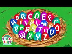 Surprise Eggs Learn ABCs English Alphabet Letters for Kids | ABC 123 | S...