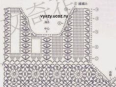 Free crochet charts and explanation for vintage timeless vest free crochet charts and explanation for vintage timeless vest crochet patterns ccuart Gallery