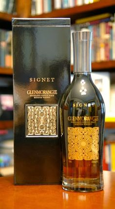 The Glenmorangie Signet Single Malt Scotch Whisky