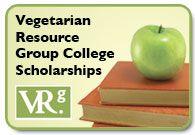 Two $5,000 scholarships for vegetarians. Deadline Feb. 20