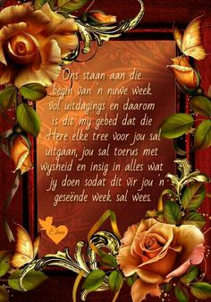 Evening Greetings, Good Morning Greetings, Afrikaanse Quotes, Goeie More, Good Night Quotes, Morning Wish, Conceptual Art, Amen, Poems