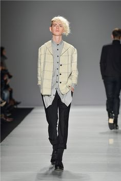 #Menswear #Trends THOMAS BÁLINT Spring Summer 2014 2015 Primavera Verano #Tendencias #Moda Hombre