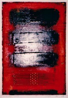 D-12.Mar.1999 painting,collage on paper 林孝彦 HAYASHI Takahiko