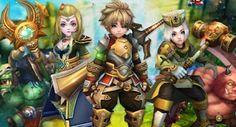 World Of Avatars Mage, Warrior , Priest