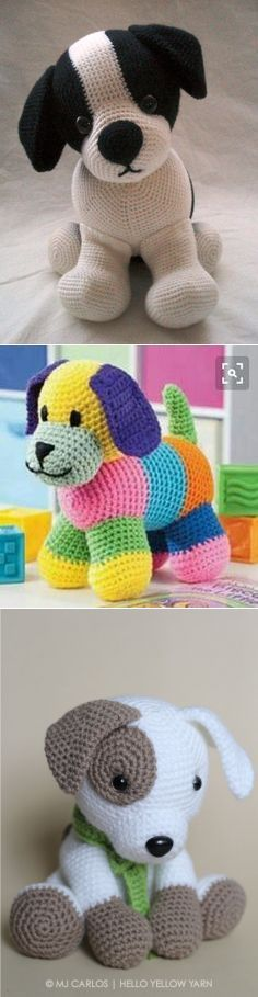 Mesmerizing Crochet an Amigurumi Rabbit Ideas. Lovely Crochet an Amigurumi Rabbit Ideas. Crochet Dog Patterns, Amigurumi Patterns, Amigurumi Doll, Knitting Patterns, Pitbull Puppies For Sale, Rottweiler Puppies, Easy Crochet Projects, Stuffed Animal Patterns, Love Crochet