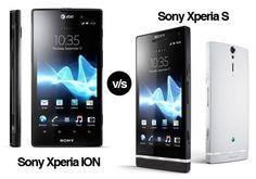 Sony Xperia Ion Vs Sony Xperia S Full Specification Comparison