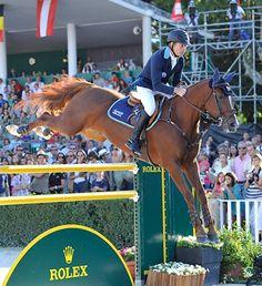 Swedish rider new showjumping No. 1 | Horsetalk.co.nz - International horse news