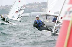 1ª jornada Regata Laser Master Galicia 2016-Trofeo Efectos Navales Jesus Betanzos