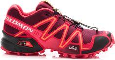 Salomon Speedcross 3 Trail-Running Shoes - Women's