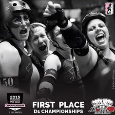 Repost from @wftda photo by @maninthebowlerhat  Huge Congrats go out to the @rosecityrollers @rcrallstars for an amazing year and for doing the unthinkable! #wftdachamps #wftdaplayoffs  #s1helmets #champions #redemption @scaldeagle by s1rollerderby