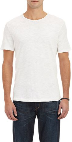 Rag & Bone Basic T-Shirt - Crewneck - Barneys.com