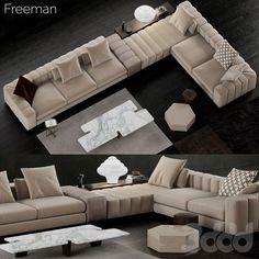 new Ideas for living room sofa bed benches Corner Sofa Design, Living Room Sofa Design, Living Room Interior, Living Room Designs, Living Rooms, L Shaped Sofa Designs, Sofa Set Designs, Sofa Furniture, Luxury Furniture
