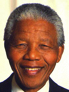 Born 18 July 1918 served as President of South Africa from 1994 to 1999, and was the first South African president to be elected in a fully representative democratic election. Before his presidency, Mandela was an anti-apartheid activist, and the leader of Umkhonto we Size, the armed wing of the African National Congress (ANC). In 1962 he was arrested and convicted of sabotage and other charges, and sentenced to life in prison. Mandela served 27 years in prison, spending many of these years o...
