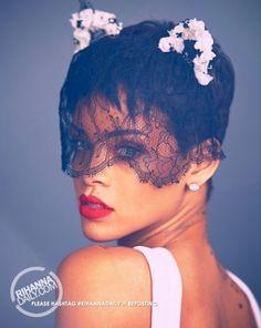 Rihanna Photoshoot ELLE April 2013