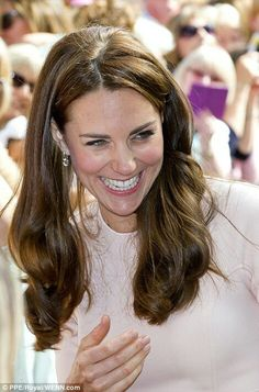 Catherine Duchess of Cambridge in Cornwall. September 1 2016