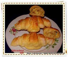 Sajtos croissant | www.webcukraszda.hu