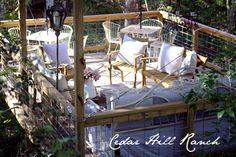 Cedar Hill Ranch: Treehouse Get-Away