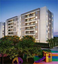 Vent Residencial | Apartamentos 2 e 3 quartos no Camorim, Jacarepaguá