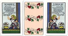 Alice in Wonderland Tarot