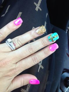 Nails from Labelle check out my new blog