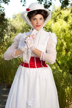 Custom Mary Poppins Adult Costume. $899.95, via Etsy.