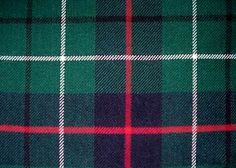 The Duncan Family Tartan.