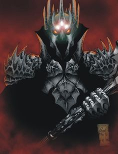 Morgoth and the Silmarils