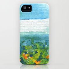 Window #5 iPhone & iPod Case by Marina Kanavaki - $35.00