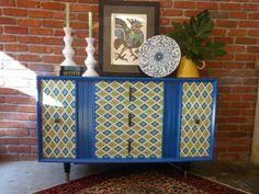 Cobalt Blue console