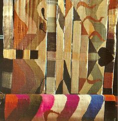 Karin Larsson-Bergöö. Textile Design.