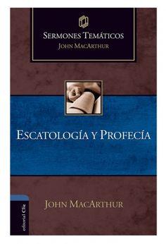 9788482679501_Sermones_escatologia_profecia_imagen Contiene 25 sermones para poder predicar, por un año completo, sobre los temas más importantes y fundamentales de escatología y profecía para incidir en el conocimiento y la formación bíblica de los creyentes. Predicados con el estilo y base bíblica que caracterizan las predicaciones de John MacArthur: revolucionar los corazones y vidas por medio de la palabra predicada.