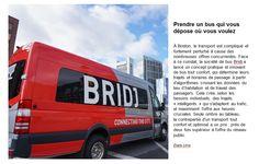 """Utiliser la technologie pour créer un bus aux parcours """"intelligents"""""""