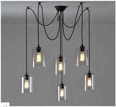 28.50$  Watch now - https://alitems.com/g/1e8d114494b01f4c715516525dc3e8/?i=5&ulp=https%3A%2F%2Fwww.aliexpress.com%2Fitem%2FEuropean-Modern-Minimalist-Restaurant-Glass-Pendant-Lights-Vintage-American-Country-Living-Room-Crystal-Pendant-Lamp%2F32360250439.html - European Modern Minimalist Restaurant Glass Pendant Lights Vintage American Country Living Room Crystal Pendant Lamp 28.50$