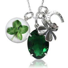 Luck of the Irish Necklace - hardtofind.