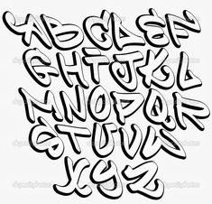 216 Best Abjad Grafiti Images Typography Street Art Graffiti