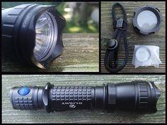 Olight M20S-X L2 Tactical LED Flashlight Review   #preparedness #light #flashlight