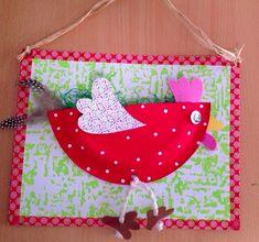 tableau sympa Easter Art, Hoppy Easter, Easter Crafts For Kids, Diy For Kids, Bird Crafts, Animal Crafts, Paper Plate Crafts, Sunday School Crafts, Spring Activities