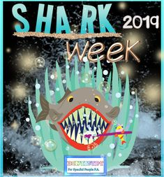 💙🦷IT'S OFFICIALLY #SHARKWEEK! 🦈🦷Stay with us all week for Shark Week 2019- #TeamDfsp Style!👀 Shark Week, Special People, Dentistry, Christmas Ornaments, Holiday Decor, Style, Swag, Stylus, Christmas Jewelry