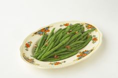 Green Bean Salad from FoodNetwork.com. I have made this for thanksgiving and Christmas for years and it is delish!