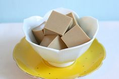 Coffee Jell-o! Ready in 15 minutes.