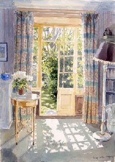 French Windows by Lucy Willis