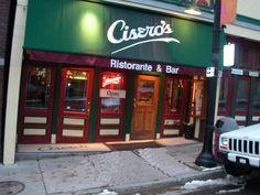 Ciseros Bar & Restaurant, Main Street Park City Utah
