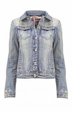 Γυναικείο μπουφάν ντένιμ MPOU-1403 | Nέες Παραλαβές > Γυναίκα | Denim Denim, Jackets, Fashion, Down Jackets, Moda, Fashion Styles, Fashion Illustrations, Jacket, Jeans