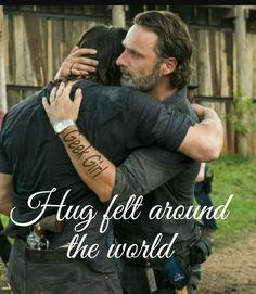 Best hug ever! #brothers ❤