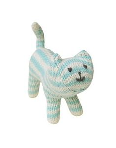 blabla kids - cat rattle blue (suggested by Tatie for the kitty)